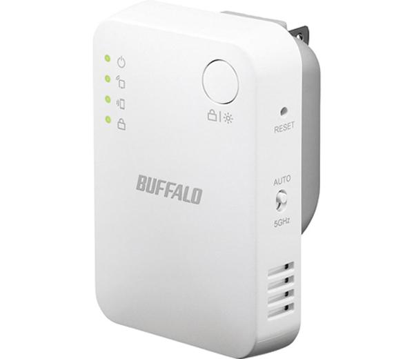 バッファロー ルーター 中継 器 NECのルーターにバッファローの中継器(無線)を繋ぐことはできます...